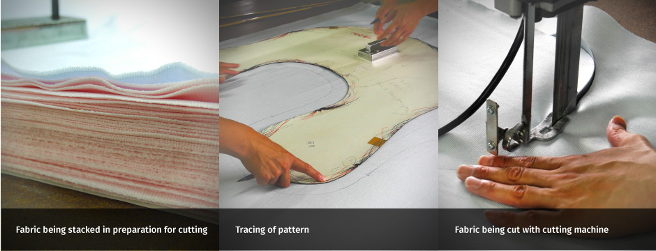 traccing of pattern